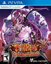 Trillion 1,000,000,000,000 God of Destruction (PS Vita, английская версия)