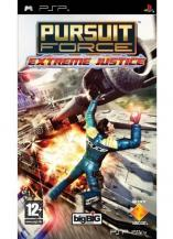 Pursuit Force: Extreme Justice (PSP, английская версия)