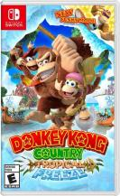 Donkey Kong Country: Tropical Freeze (Nintendo Switch, английская версия)