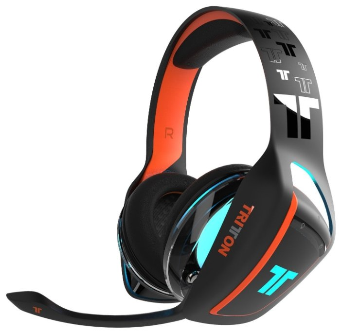 Игровая гарнитура Tritton ARK 100 Stereo Headset (Black), PS4