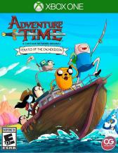 Adventure Time: Pirates of the Enchiridion (Xbox One, английская версия)