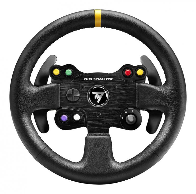 Съемное рулевое колесо Thrustmaster TM Leather 28GT Wheel Add-On for Xbox One