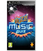 Buzz!: The Ultimate Music Quiz (PSP, русская документация)