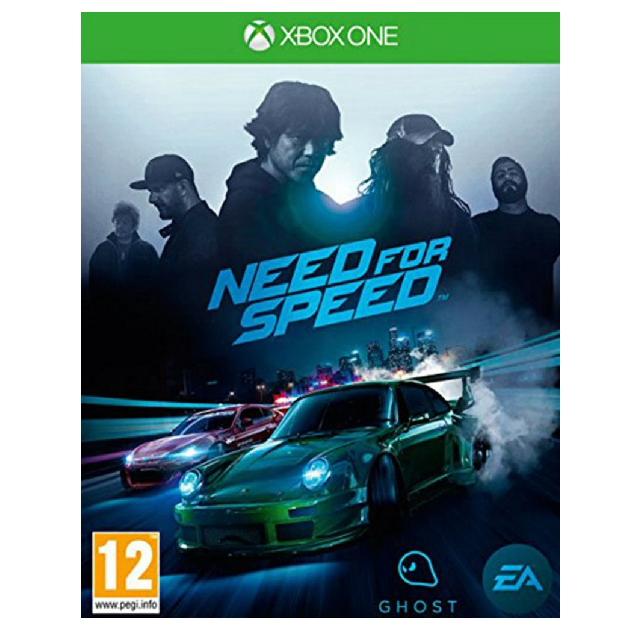 Need for Speed (Xbox One, русская версия)