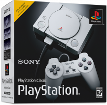 PlayStation Classic (SCPH-1000R/E)