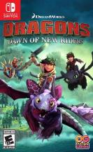 Dragons: Dawn of the New Riders (Nintendo Switch, английская версия)