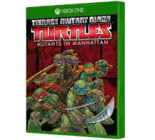 Teenage Mutant Ninja: Turtles Mutant in Manhattan (Xbox One, английская версия)