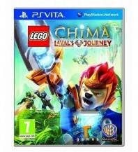 LEGO Legends of Chima: Laval's Journey (PS Vita, английская версия)