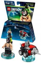 DC Comics (Bane, Drill Driver), LEGO Dimensions Fun Pack