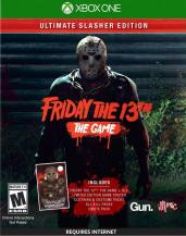 Friday the 13th: Ultimate Slasher Edition (Xbox One, английская версия)