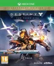 Destiny: The Taken King - Legendary Edition (Xbox One, русские субтитры)