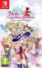 Nelke & the Legendary Alchemists: Ateliers of the New World (Nintendo Switch, английская версия)