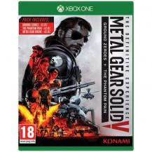 Metal Gear Solid 5: The Definitive Experience (Xbox One, русские субтитры)