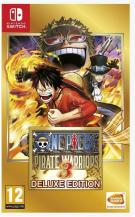 One Piece Pirate Warriors 3 - Deluxe Edition (Nintendo Switch, английская версия)