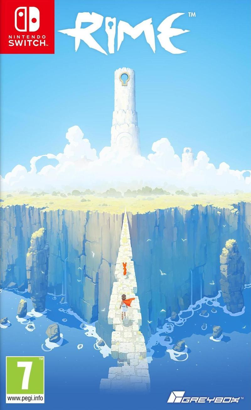 RiME (Nintendo Switch, русская версия)