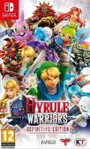 Hyrule Warriors: Defenitive Edition (Nintendo Switch, английская версия)