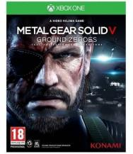 Metal Gear Solid 5: Ground Zeroes (Xbox One, русские субтитры)