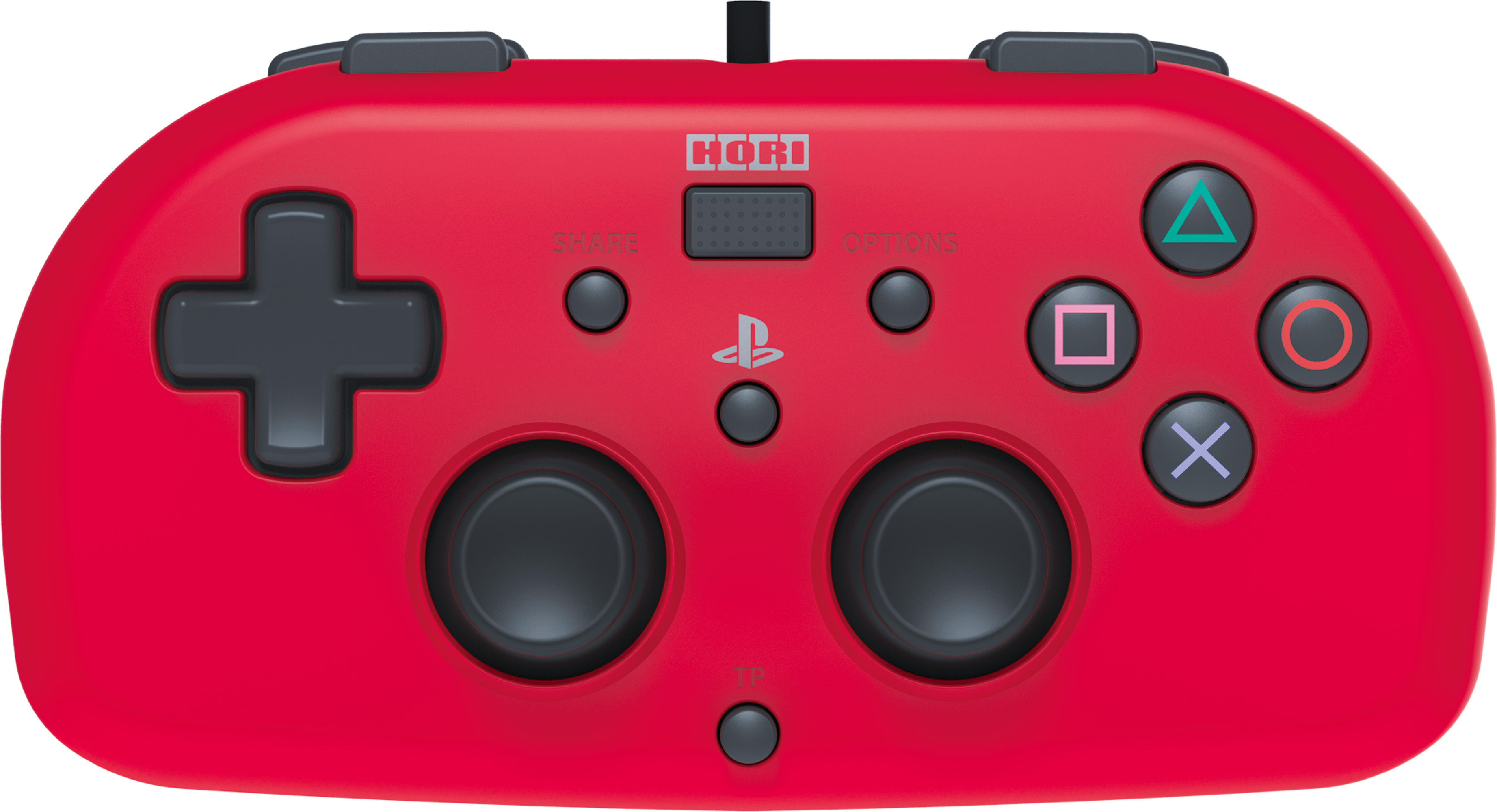 Геймпад HORIpad Mini (Red), PS4 (PS4-101E)