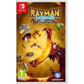 Rayman Legend - Definitive Editition (Nintendo Switch, русская версия)