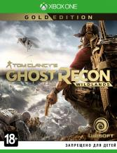 Tom Clancy's Ghost Recon: Wildlands - Gold Edition (Xbox One, английская версия)