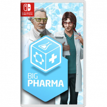 Big Pharma - Special Edition (Nintendo Switch, английская версия)