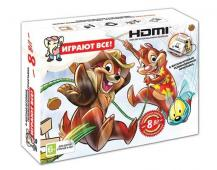 Dendy: Chip & Dale 8bit (HDMI)
