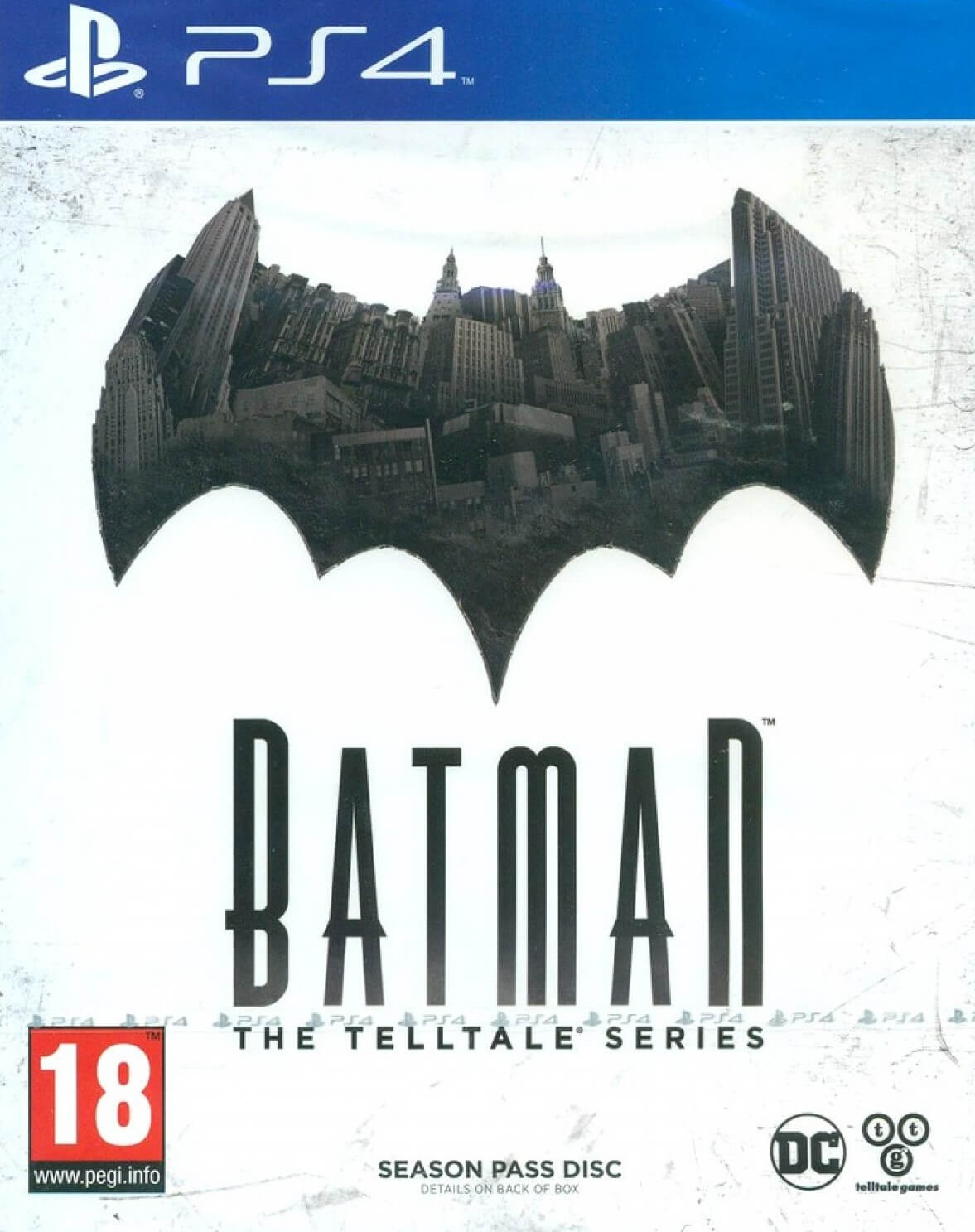 Batman: A Telltale Game Series (PS4, русские субтитры)