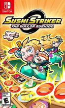 Sushi Striker: The Way of Sushido (Nintendo Switch, английская версия)