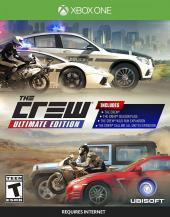 The Crew: Ultimate Edition (Xbox One, русская версия)