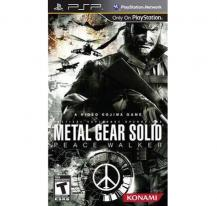 Metal Gear Solid: Peace Walker (PSP, английская версия)