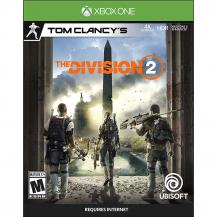 Tom Clancy's The Division 2 (Xbox One, русская версия)