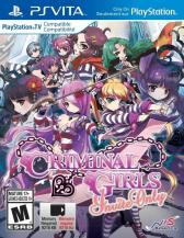 Criminal Girls: Invite Only (PS Vita, английская версия)