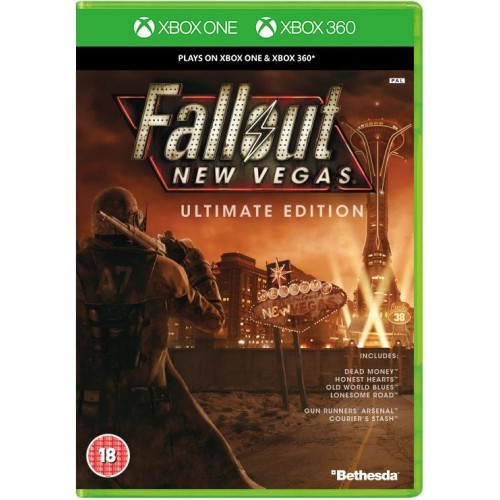 Fallout New Vegas: Ultimate Edition (Xbox One, английская версия)