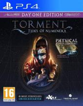 Torment: Tides of Numenera - Day One Edition (PS4, русские субтитры)
