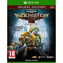 Warhammer 40 000: Inquisitor - Martyr. Deluxe Edition (Xbox One, русская версия)