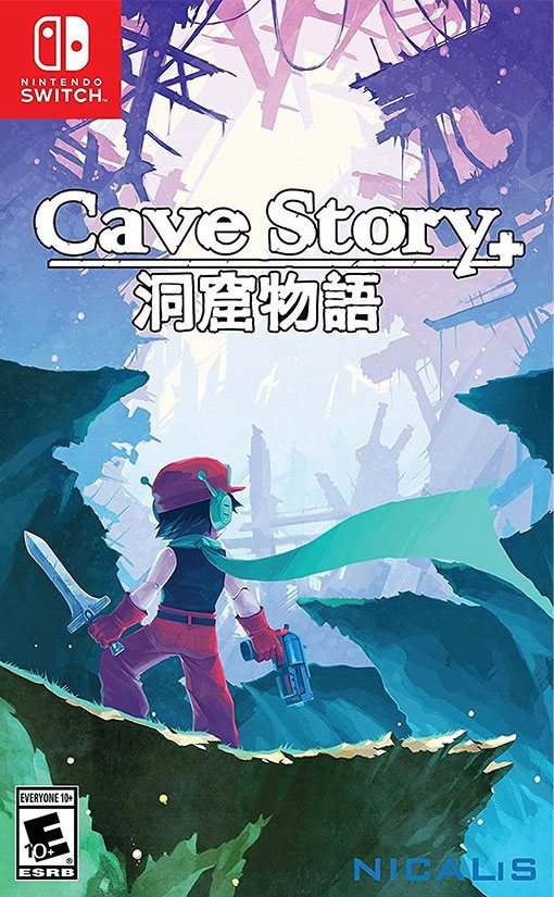 Cave Story + (Nintendo Switch, русская версия)