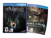 Yomawari: Night Alone / Htolniq - The Firefly Diary (PS Vita, английская версия)