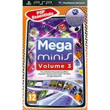 Mega Minis Volume 3 (Essentials) (PSP, русская документация)