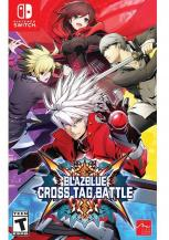BlazeBlue Cross Tag Battle (Nintendo Switch, английская версия)