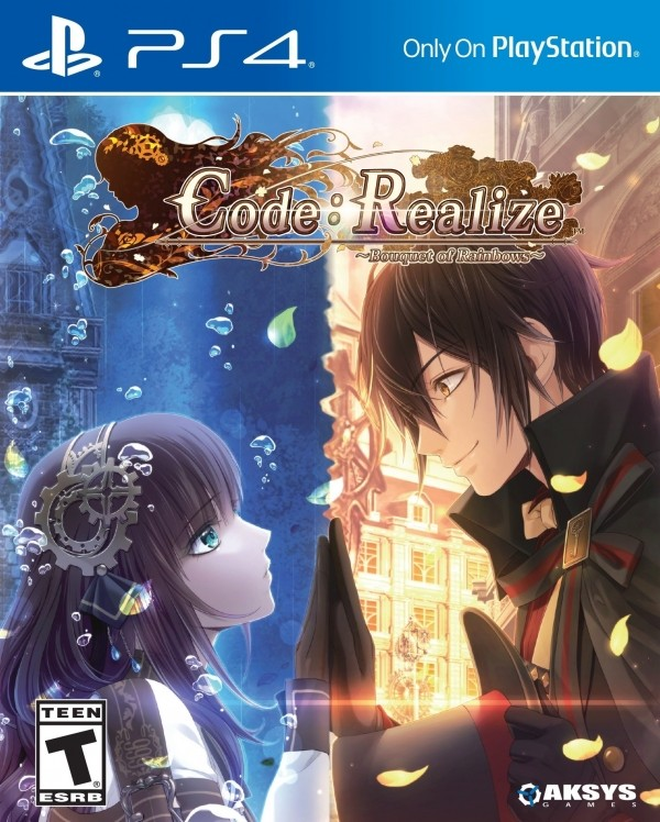 Code: Realize Bouquet of Rainbows (PS4, английская версия)