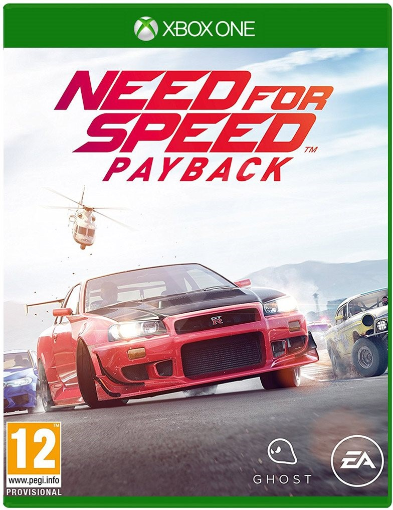 Need for Speed Payback (Xbox One, русская версия)