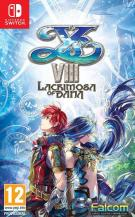 Ys VIII: Lacrimosa of Dana (Nintendo Switch, английская версия)