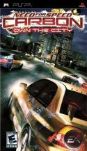 Need for Speed: Carbon Own The City (PSP, английская версия)