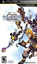 Kingdom Hearts: Birth by Sleep (PSP, английская версия)