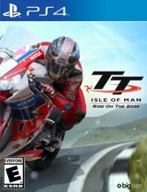 TT Isle of Man: Ride on the Edge (PS4, русские субтитры)