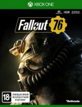 Fallout 76 (Xbox One, русские субтитры)