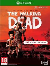 The Walking Dead: Final Season (Xbox One, русские субтитры)