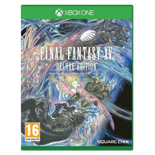 Final Fantasy XV: Deluxe Edition (Xbox One, русские субтитры)