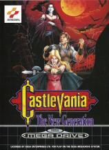 Castelvania: the New Generation, Sega