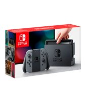Nintendo Switch (Grey) (РСТ)